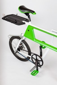 Campus Bike Detail 2
