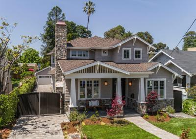 1516 Howard Avenue, Burlingame