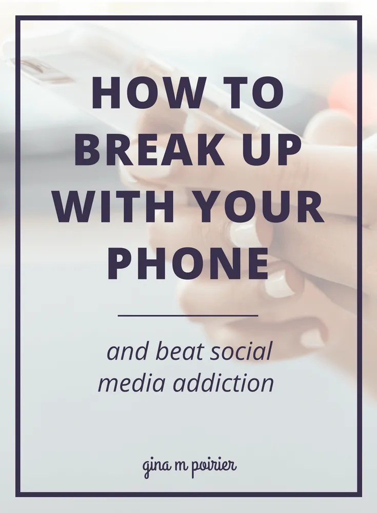If you're addicted to social media, maybe it's time to talk about how to break up with your smartphone. Here are 20 ways you can start using healthier coping strategies instead of always escaping to your screen.