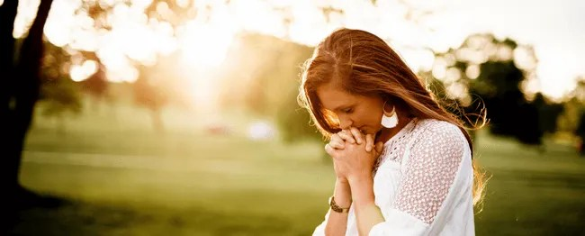 The best tips for focusing in prayer