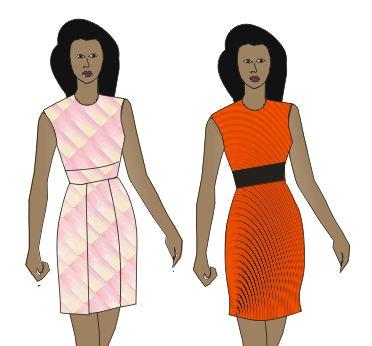 patterns -dressband