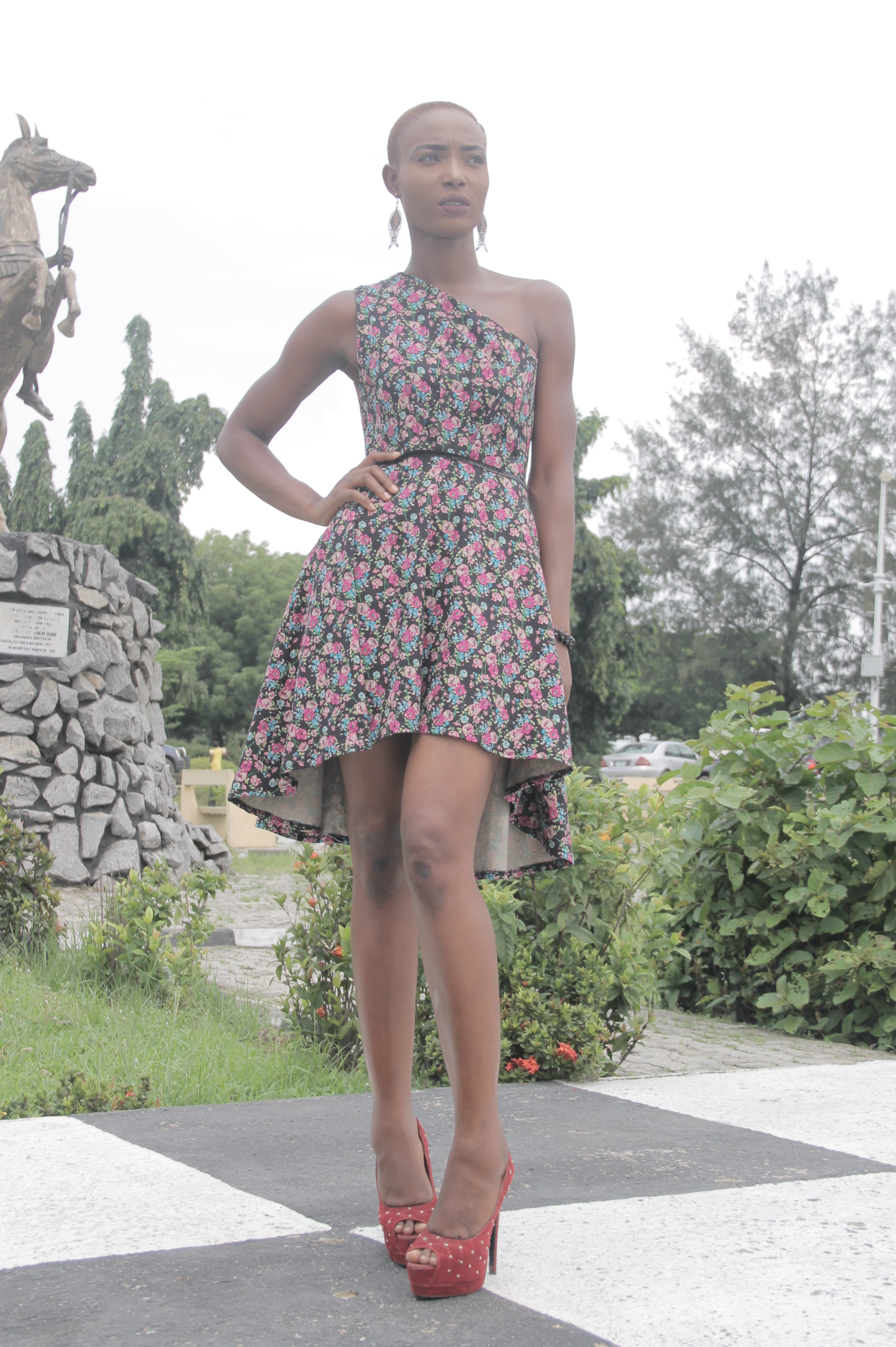 Dress By Oyin Daramola