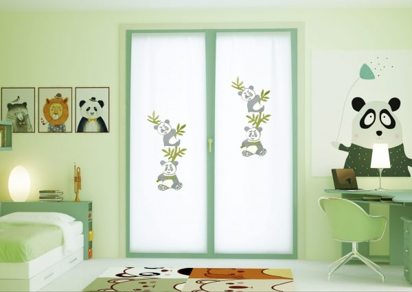 Vendita di tendine per oscurare vetri di finestre e balconi. Tenda Per Cameretta Bimbi Gina Tendaggi