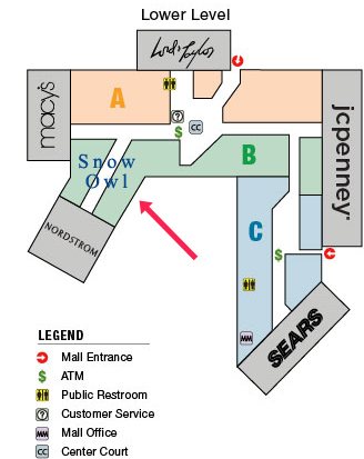 Colubia-Mall-Map