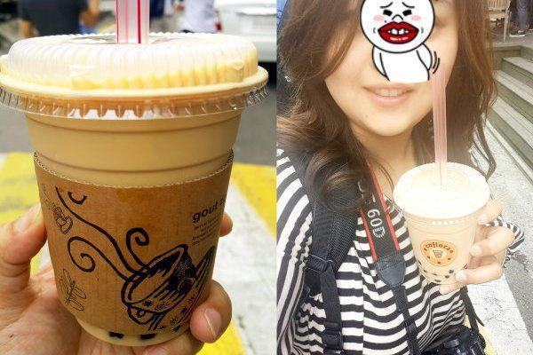 食在首爾》江南區 狎鷗亭羅德迪奧街站(압구정로데오)Cofioca(코피오카)這家珍珠奶茶(버블티)真的有比較好喝之超多韓國藝人光顧、SM藝人、EXO最愛的珍珠奶茶店?! (附交通方式)