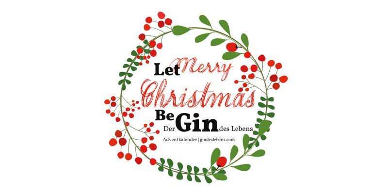 Der Gin des Lebens Adventskalender 2016