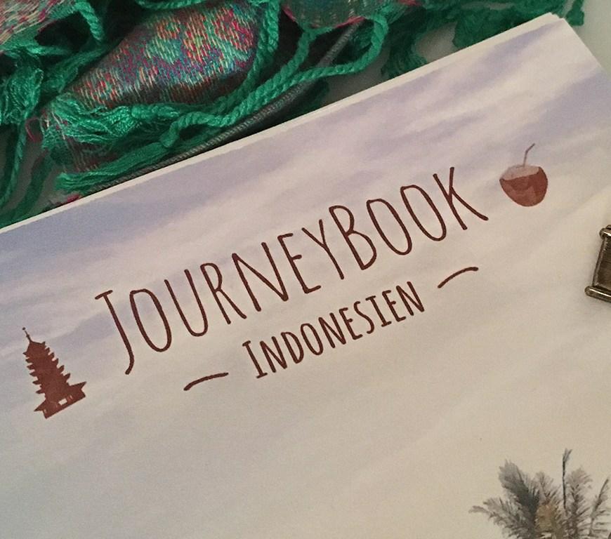 Journey Book © gindeslebens.com