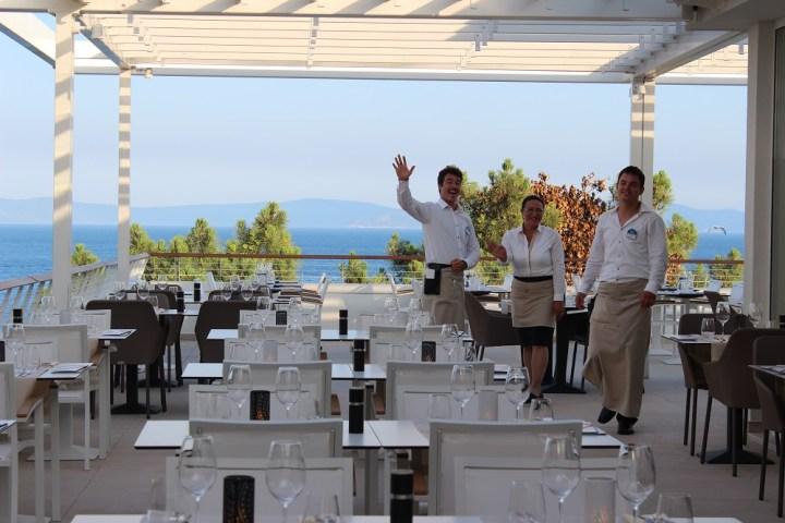 Adults Only Restaurant Valamar Girandella Resort Rabac © www.gindeslebens.com