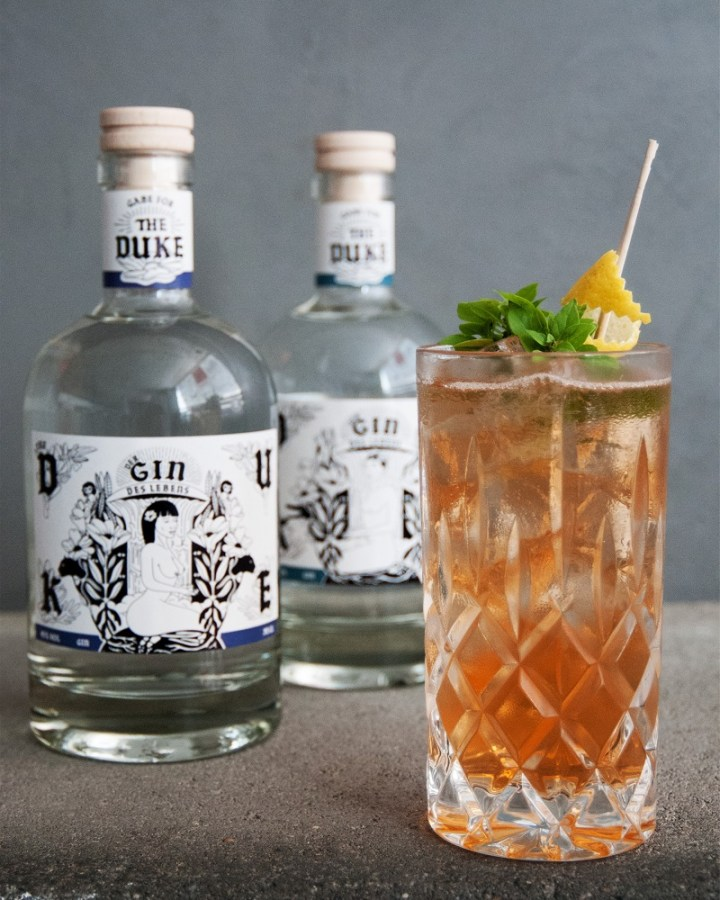 THE DUKE Gin_Gin des Lebens Edition_Signature Drink