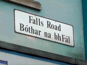 Falls Road Sehenswürdigkeiten in Belfast www.gindeslebens.com