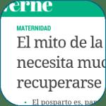 elpais.es embarazo maternidad articulo