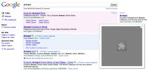 Google Instant Previews e Flash