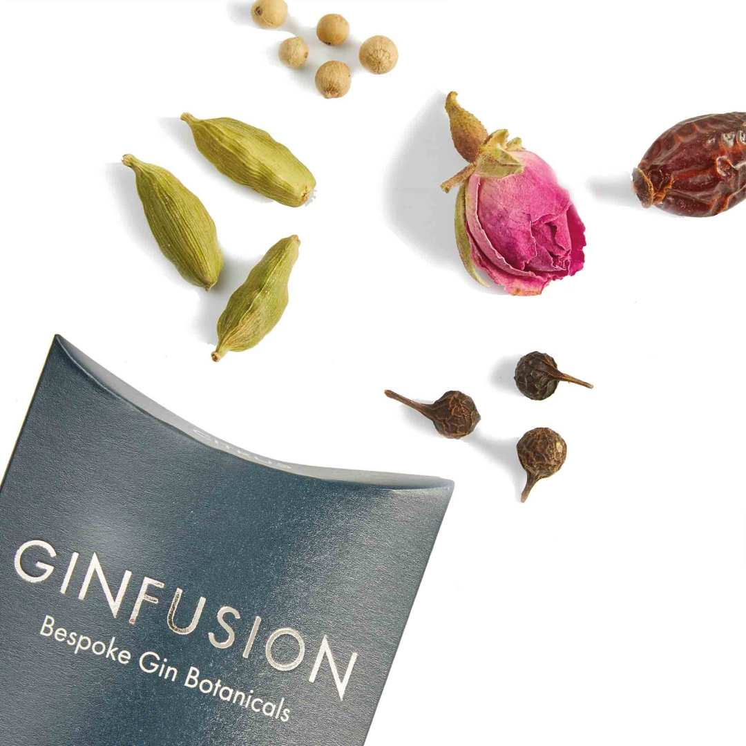 Ginfusion Rose Pillow Box