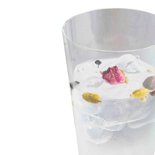 Ginfusion Rose Glass