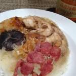 Lor Mai Kai  糯米鸡  (Glutinous Rice with Chicken)