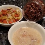 Chicken Porridge ('chook') 粥