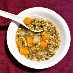 Chinese Green Bean Dessert Soup  绿豆汤
