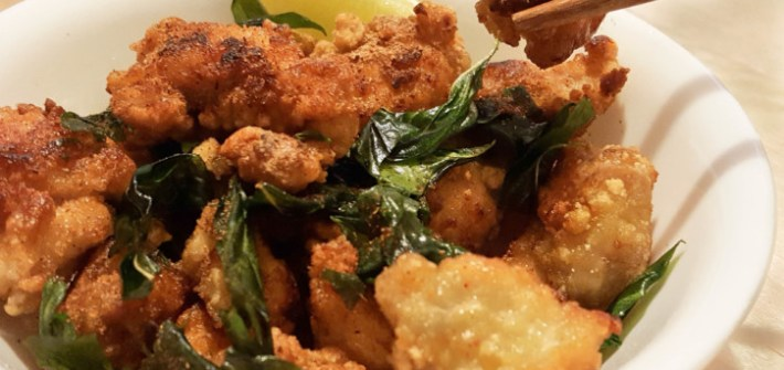 Popcorn Chicken image
