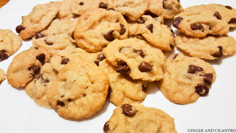 Chocolate Chip Cookies ('Famous Amos' copycat)