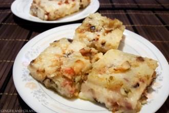 Turnip Cake