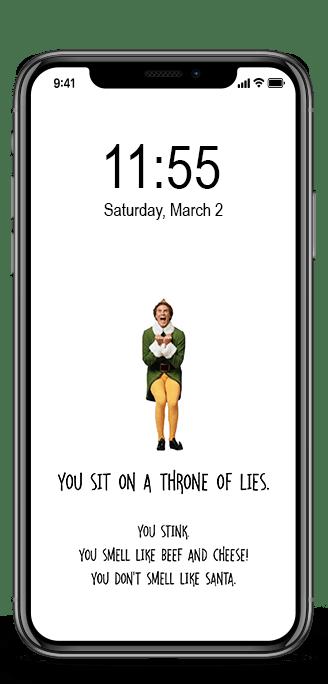 throne of lies phone