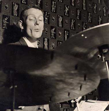 Ginger Baker early 60s