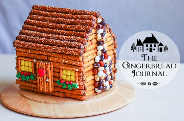 log cabin gingerbread house-38wm