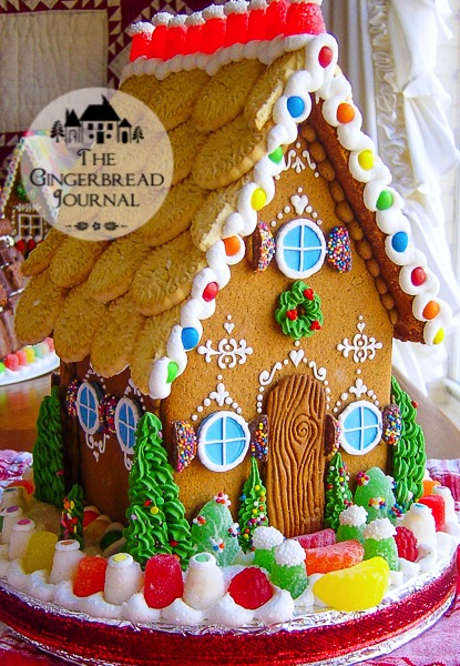 Royal Mail Cardboard Template Gingerbread - ravenouscrm