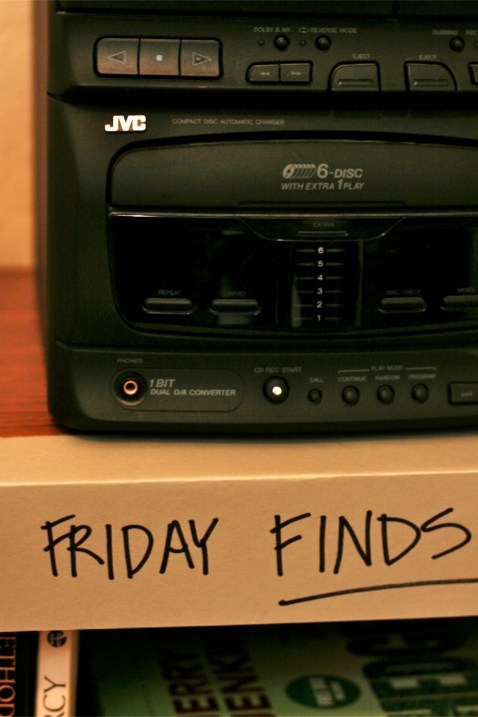 Friday Finds Music