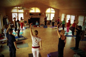 Teaching the Professional Yoga Therapy Certificate Program for Health Care Providers - Class of 2008