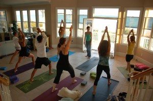 Professional Yoga Therapy, Yoga as Medicine Part 1, Module 8 on Emerald Isle, NC