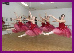 Photo courtesy of Emerald Isle Dance Studio