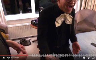 Magic for the Mariachi band - Damian Surr - Gingermagic TV