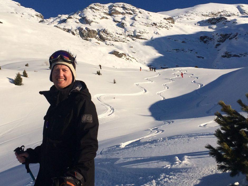Ski tacks