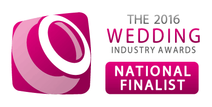 Damian Surr - The Wedding Industry Awards 2016 - National Finalist