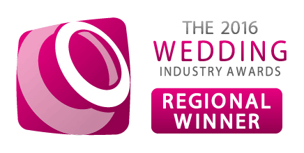 Damian Surr - The Wedding Industry Awards 2016 - Regional Winner