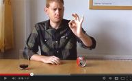GingermagicTV - Free Coke - if you could really do magic - Damian Surr