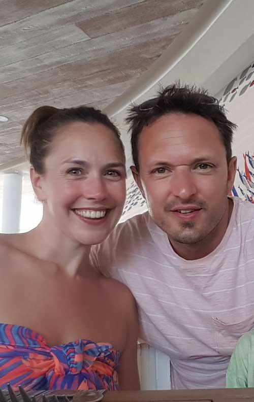 Emma and Graham