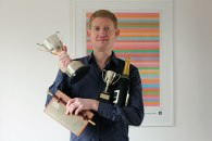 Best Magician in Bristol, Multi Award Winning Magician, Damian Surr, Gingermagic