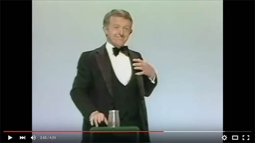 Paul Daniels - Cup and Ball Magic