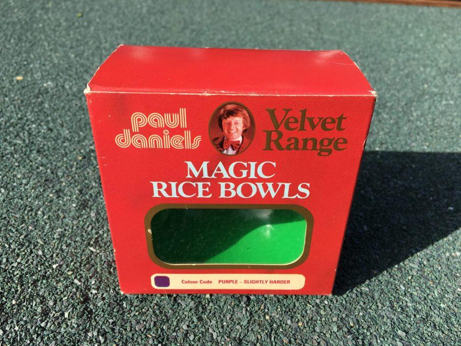 Paul Daniels Magic Range - Magic Rice Bowls