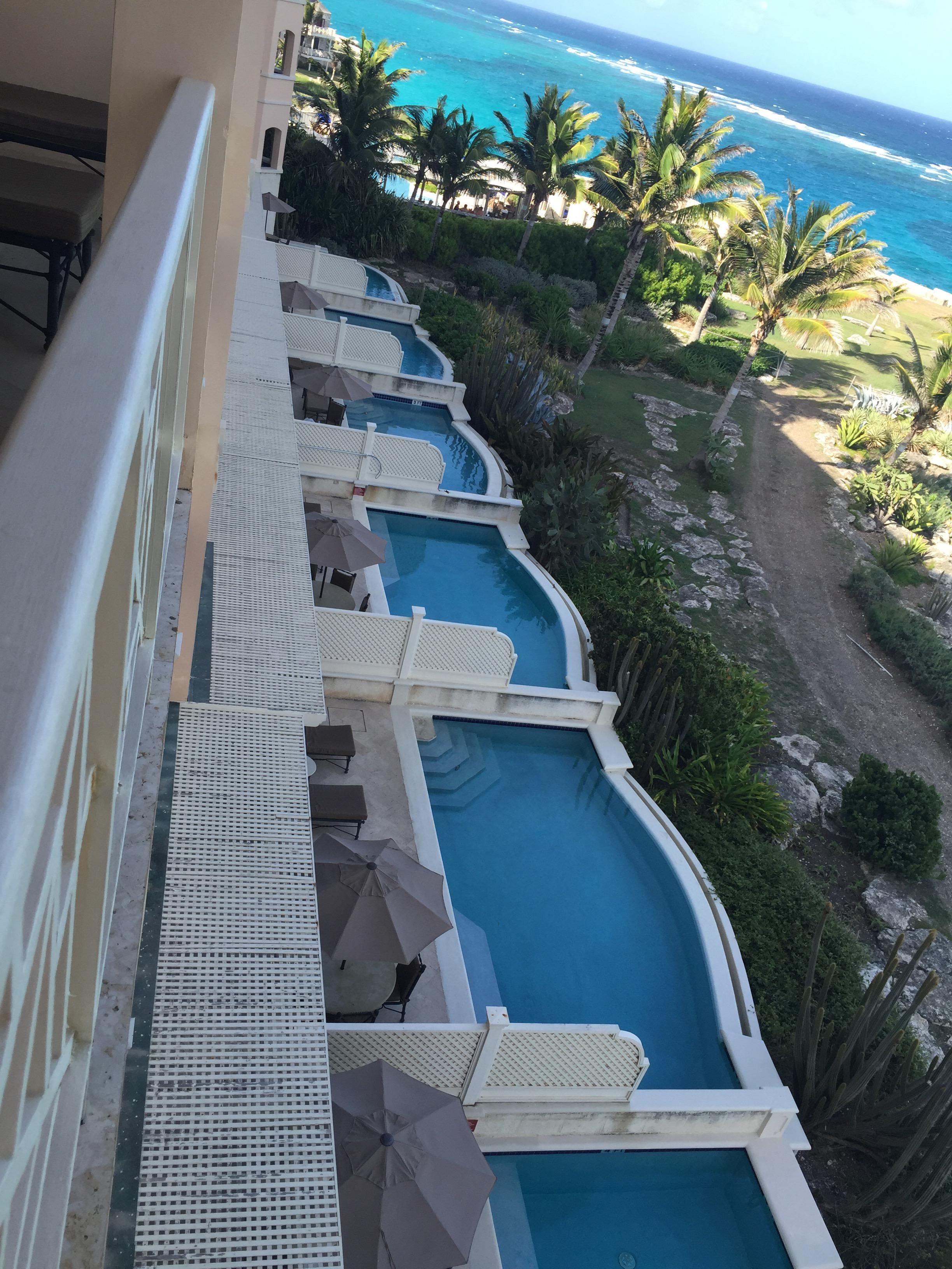 balcony pools