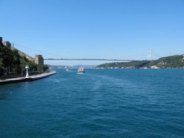 IstanbulBosphorusRiver