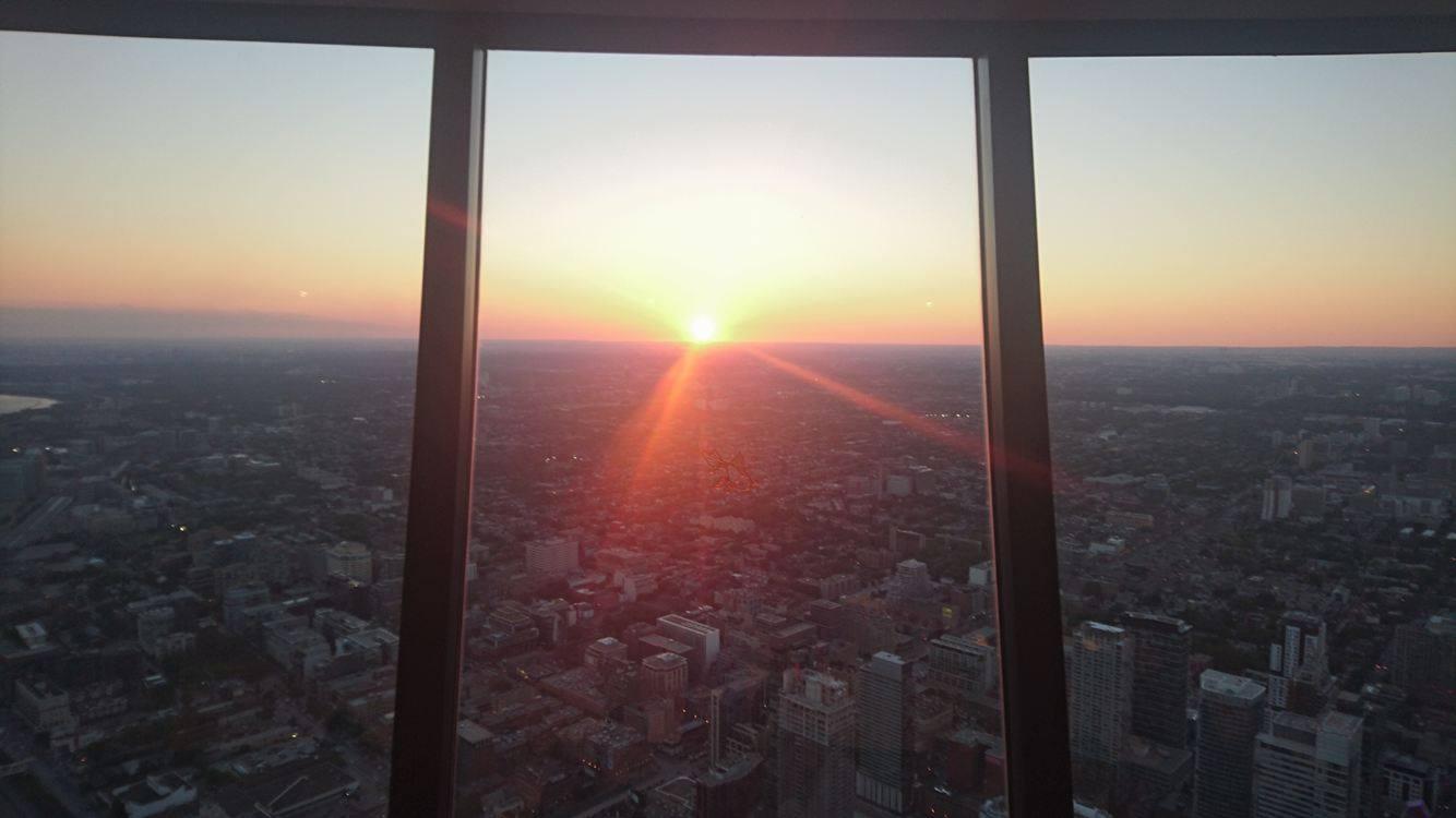 sunset-toronto