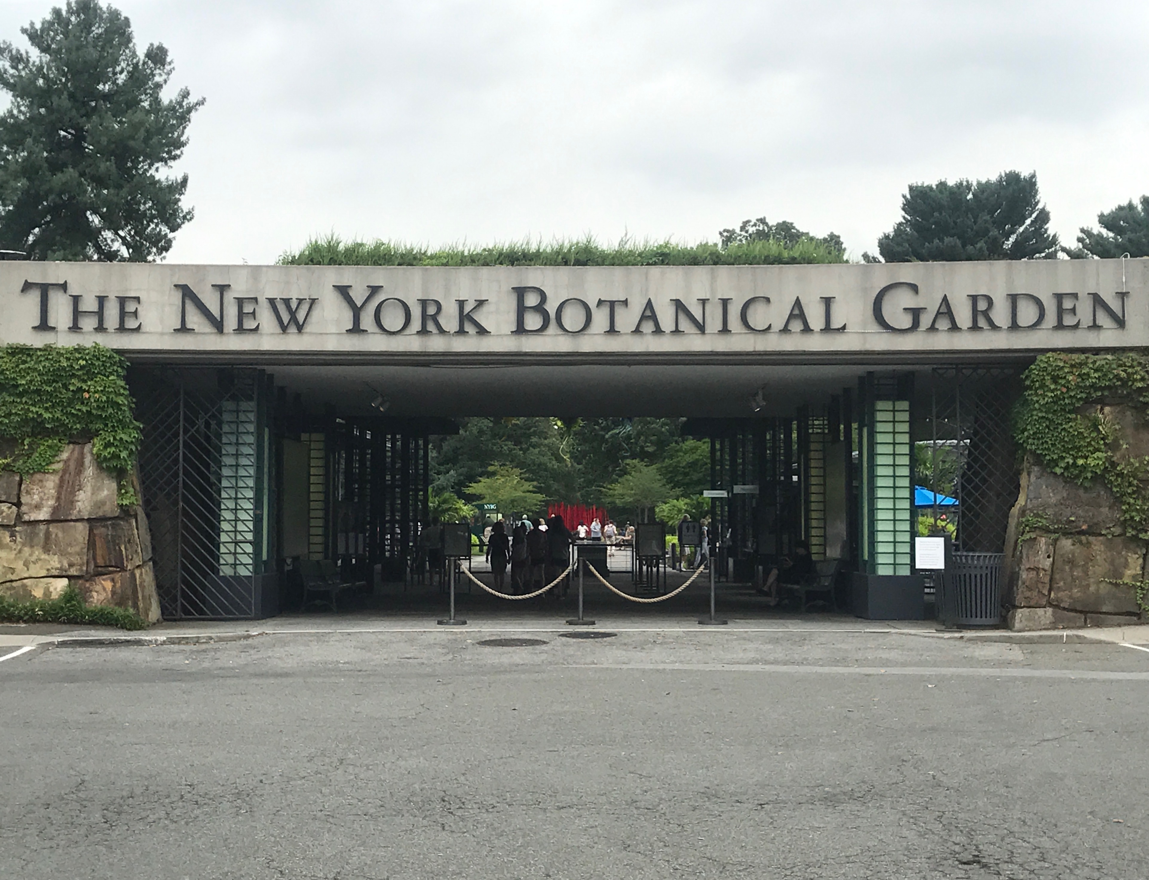 NYBG Visitor Center