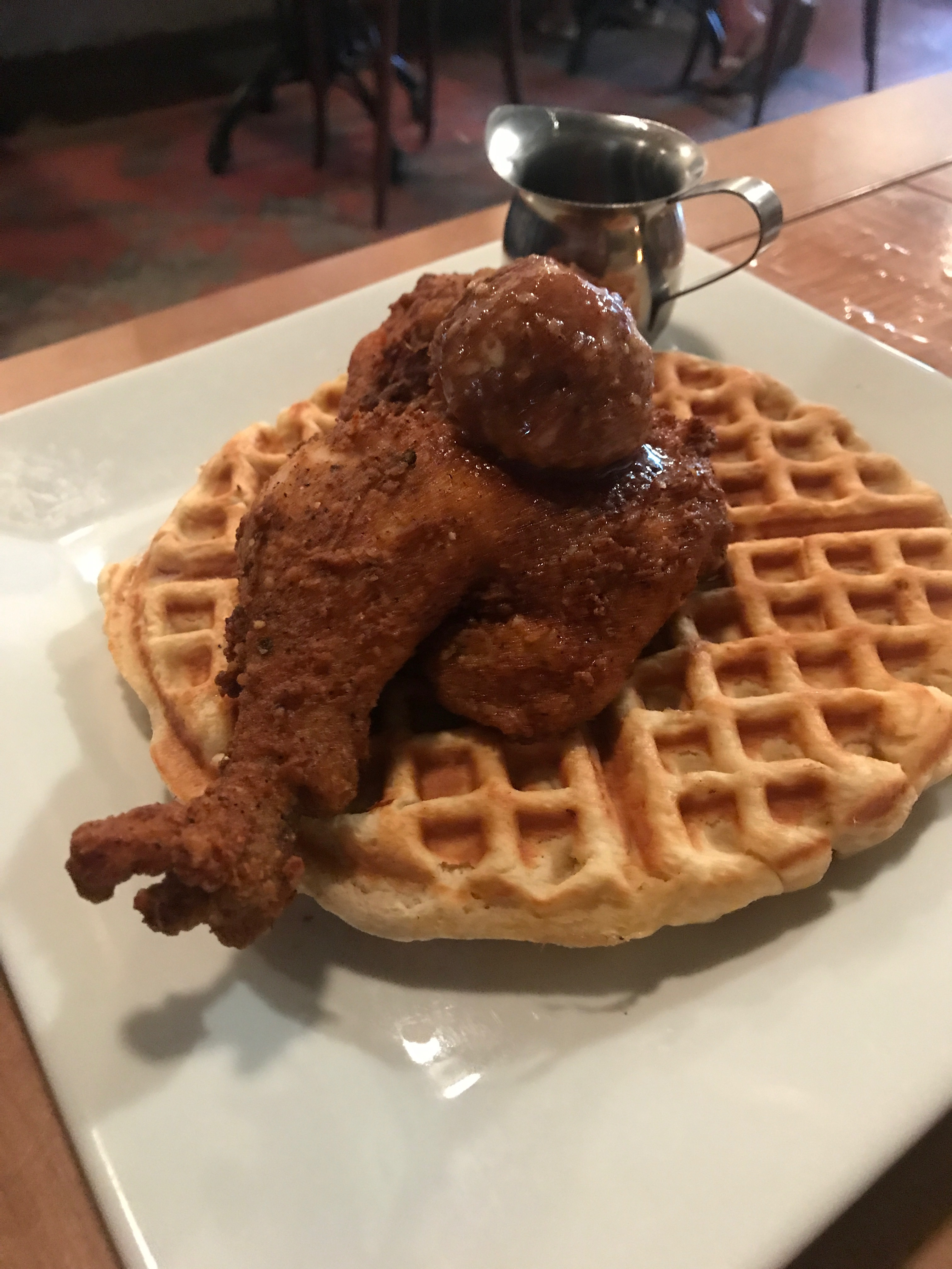 Low Country Bistro Chicken & Waffles