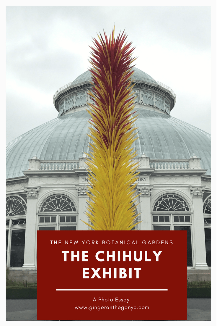 Chihuly Exhibit New York