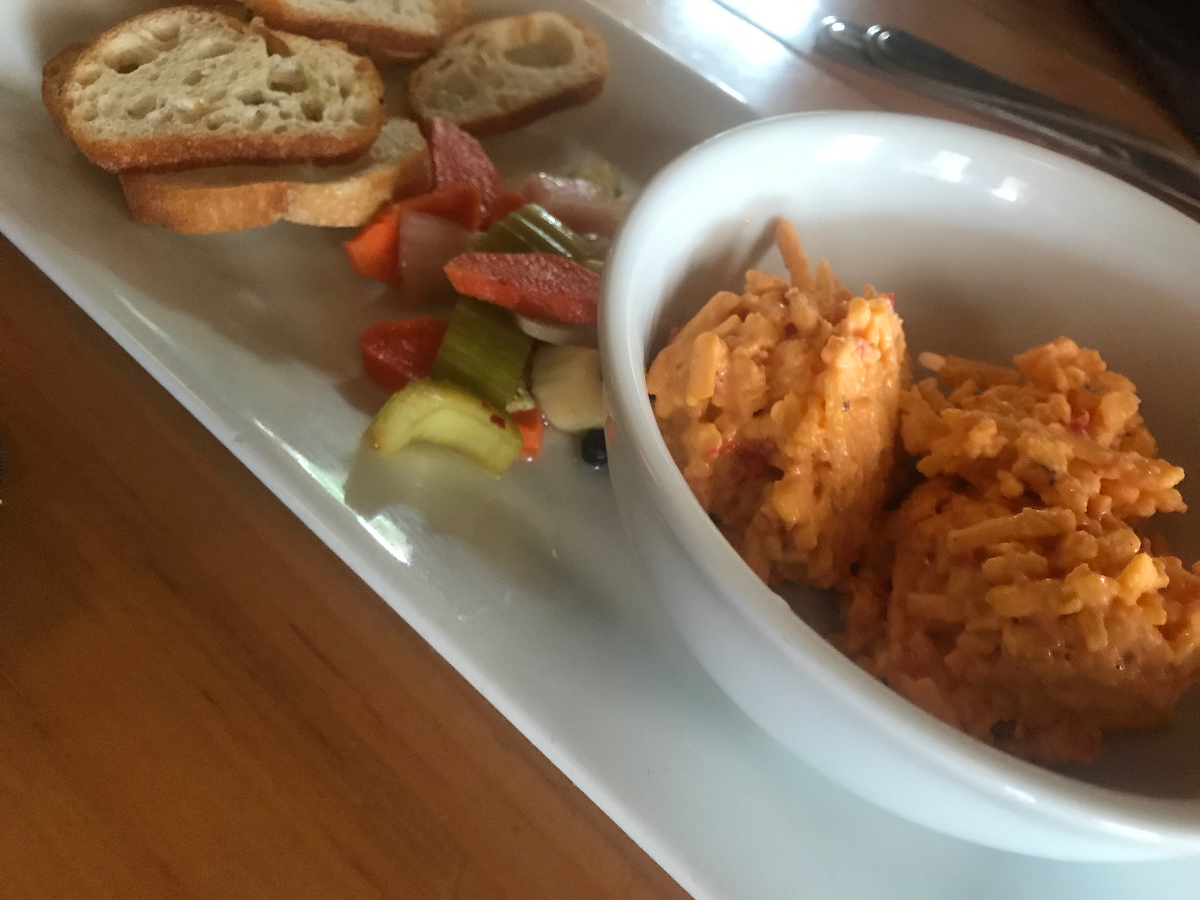 Pimento Cheese Dip Low Country Bistro