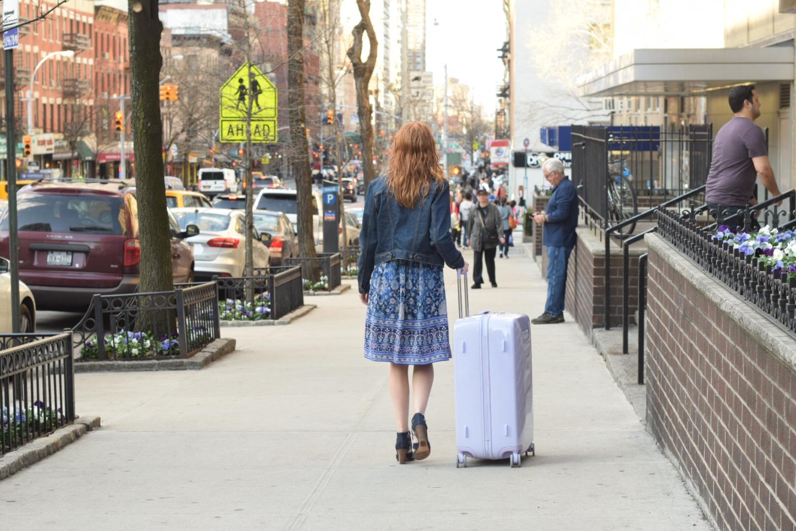 Raden Suitcase nyc