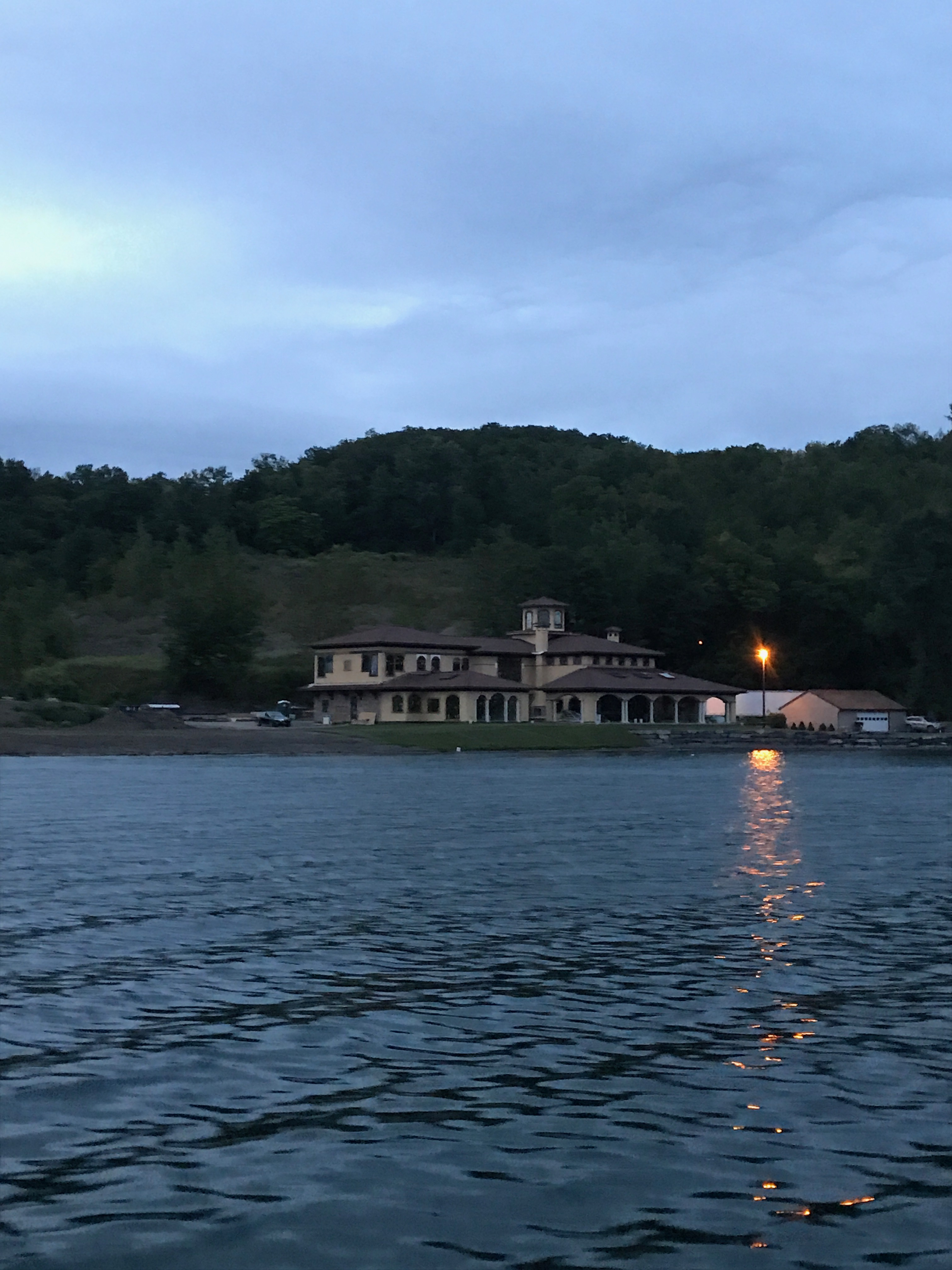 Cayuga Lake Sunset Cruise